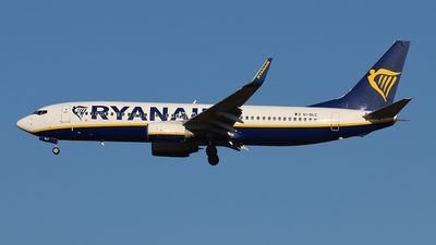 A picture of EIDLC - Boeing 7378AS - Ryanair - © Ferenc Kolos