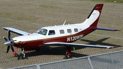 N120WW - Piper PA-46-500TP Malibu Meridian - Private