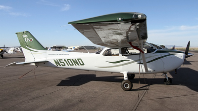 N510ND - Cessna 172S Skyhawk - University Of North Dakota