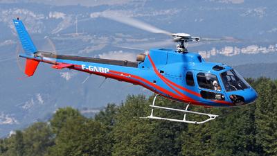 A picture of FGNBP - Aerospatiale AS 350 Ecureuil - [1357] - © BAHEU romain