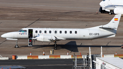 A picture of ECGPS - Swearingen SA227AC Metro III - Flightline - © Lucas Wu