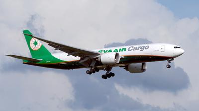 A picture of B16783 - Boeing 777F5E - EVA Air - © HHD0221