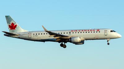 C-FNAJ - Embraer 190-100IGW - Air Canada