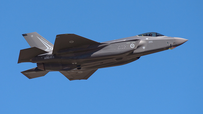A35-013 - Lockheed Martin F-35A Lightning II - Australia - Royal Australian Air Force (RAAF)