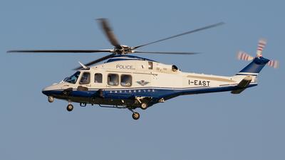 I-EAST - Agusta-Westland AW-139 - China - Police