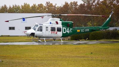 EC-IPM - Bell 412 - Babcock MCS Spain