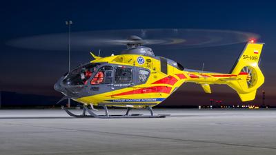 SP-HXR - Eurocopter EC 135P2 - Lotnicze Pogotowie Ratunkowe
