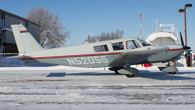 N5205S - Piper PA-32-300 Cherokee Six - Private