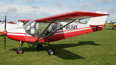 A picture of GBUWK - Rans S6116 Super Coyote - [PFA 204A12448] - © Planet Aircraft