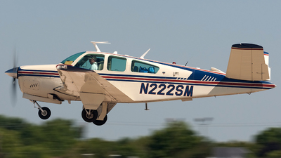 N222SM - Beechcraft V35B Bonanza - Private
