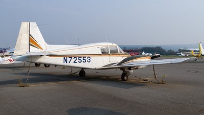 N72553 - Piper PA-23 Apache - Private