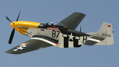 TC-SMO - North American P-51D Mustang - Private