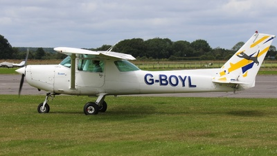 A picture of GBOYL - Cessna 152 -  - © ian simpson