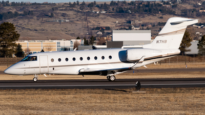 N7HB - Gulfstream G280 - Private