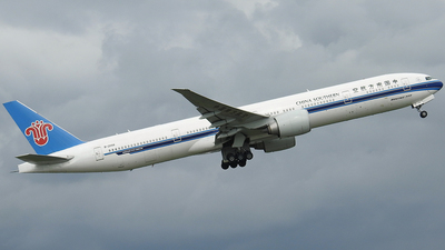 B-2099 - Boeing 777-31BER - China Southern Airlines