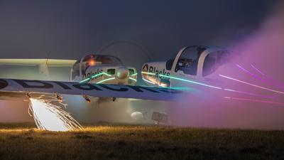 G-OSNX - Grob G109B - aeroSPARX