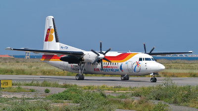 PH-FZH - Fokker 50 - Iberia Regional (Air Nostrum)