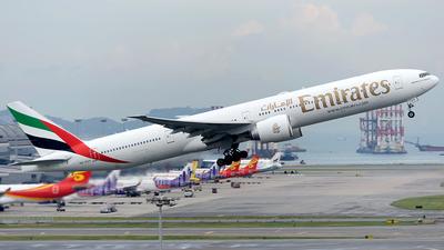 A6-EGV - Boeing 777-31HER - Emirates
