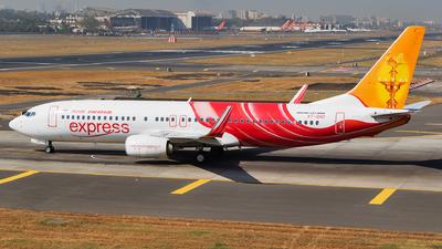 VT-GHD - Boeing 737-86N - Air India Express