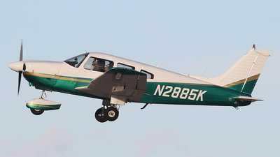 A picture of N2885K - Piper PA28181 - [287990525] - © Joshua Ruppert