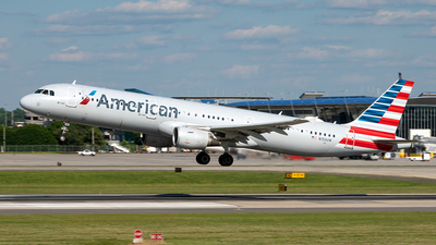 N150UW - Airbus A321-211 - American Airlines