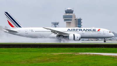 F-HRBF - Boeing 787-9 Dreamliner - Air France