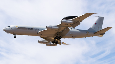 LX-N90448 - Boeing E-3A Sentry - NATO - Airborne Early Warning Force