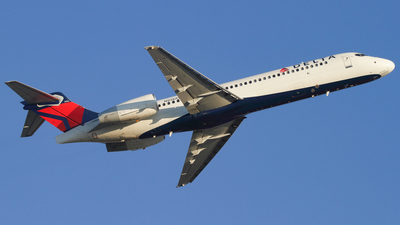 A picture of N938AT - Boeing 7172BD - Delta Air Lines - © Connor Cummings