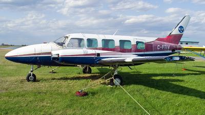 A picture of CFTIV - Piper PA31350 - [317405415] - © Dutch