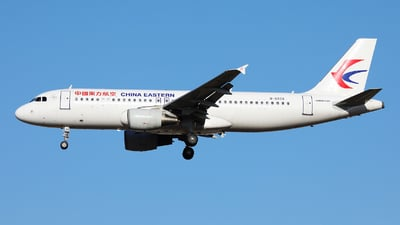 B-6333 - Airbus A320-214 - China Eastern Airlines