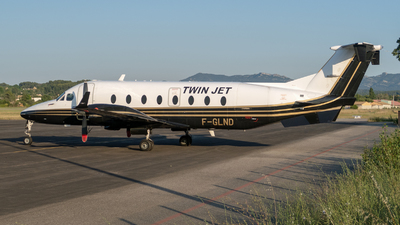 A picture of FGLND - Beech 1900D - Twin Jet - © Patrick ANDRIE