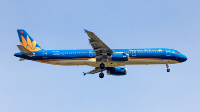 VN-A349 - Airbus A321-231 - Vietnam Airlines
