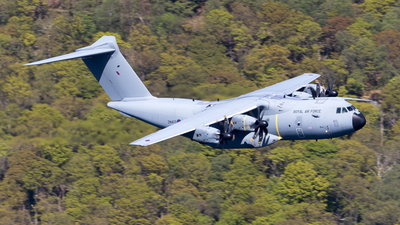 ZM403 - Airbus A400M Atlas C.1 - United Kingdom - Royal Air Force (RAF)