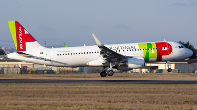 CS-TNQ - Airbus A320-214 - TAP Air Portugal