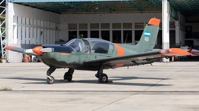 63 - Socata Rallye 235GT - El Salvador - Air Force