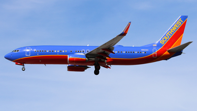 N8606C - Boeing 737-8H4 - Southwest Airlines