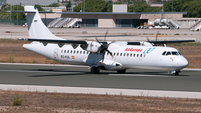 EC-KUL - ATR 72-212A(500) - Air Europa (Swiftair)