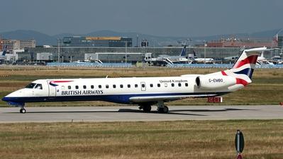 G-EMBO - Embraer ERJ-145EU - British Airways