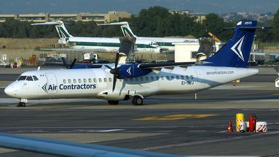EI-SLJ - ATR 72-201(F) - Air Contractors
