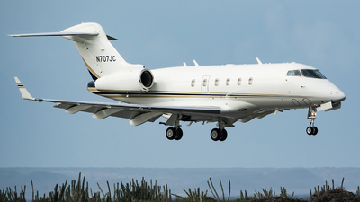 N707JC - Bombardier BD-100-1A10 Challenger 300 - Private