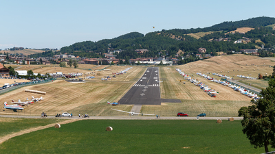 LIDP - Airport - Airport Overview