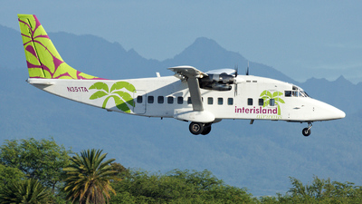 N351TA - Short 360-300 - Interisland Airways