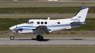 A picture of VHEMJ - Beech C90A King Air - [LJ1374] - © Brenden