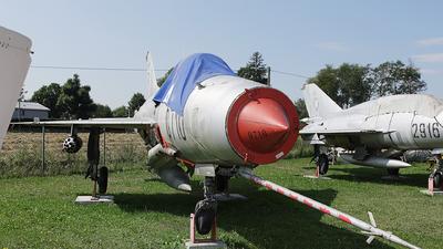 0710 - Mikoyan-Gurevich MiG-21F-13 Fishbed C - Slovakia - Air Force
