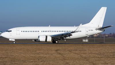 LZ-BVL - Boeing 737-33S - Bul Air