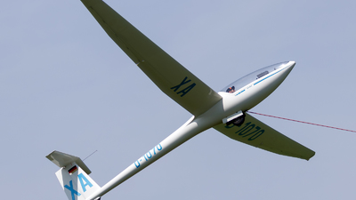 D-1070 - DG Flugzeugbau DG-300 Elan - Luftsportclub Pfarrkirchen