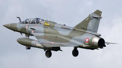 653 - Dassault Mirage 2000D - France - Air Force