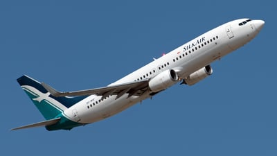 9V-MGF - Boeing 737-8SA - SilkAir