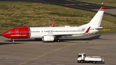 LN-NHB - Boeing 737-8JP - Norwegian