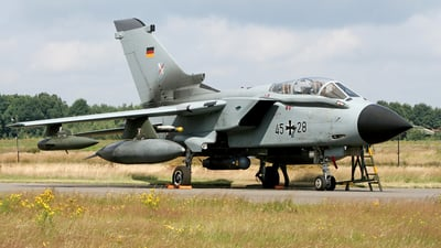 45-28 - Panavia Tornado IDS - Germany - Air Force